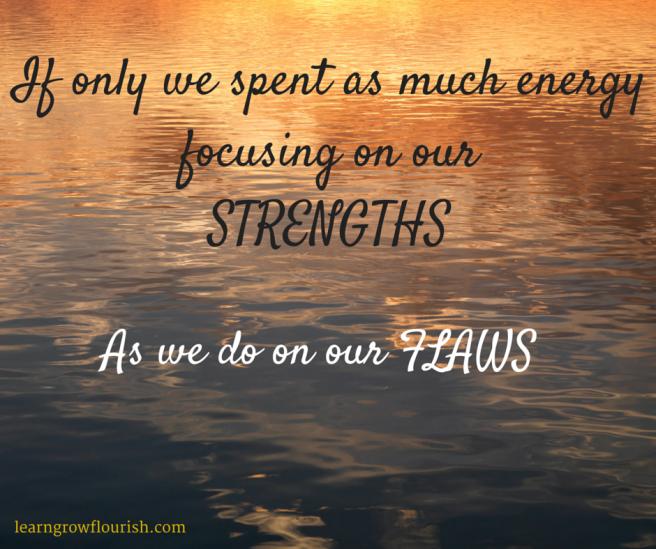 Strengths energy